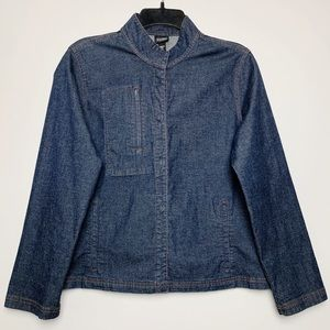 Eileen Fisher | Jean jacket size medium